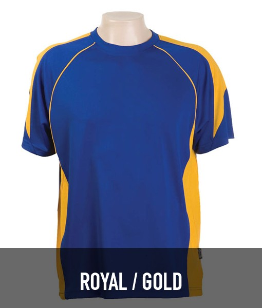 Aussie Spirit 119 Olympikool Tee for Touch Oztag and sports teams