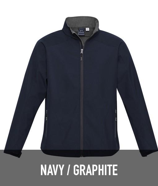 j307m 2 - Biz Collection Geneva Softshell Jacket