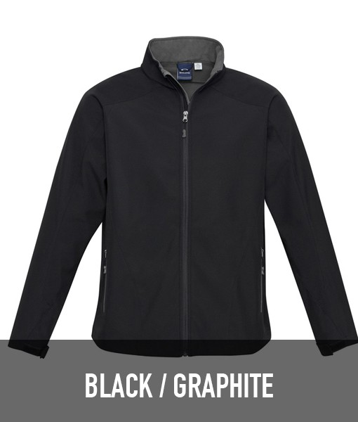 j307m 3 - Biz Collection Geneva Softshell Jacket