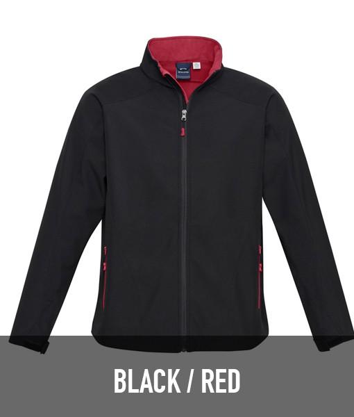 j307m 4 - Biz Collection Geneva Softshell Jacket