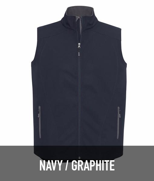 j404m 2 - Biz Collection Geneva Softshell Vest