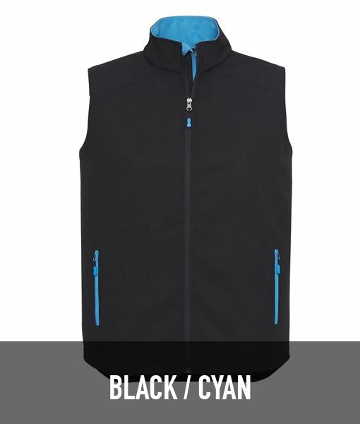j404m 3 - Biz Collection Geneva Softshell Vest