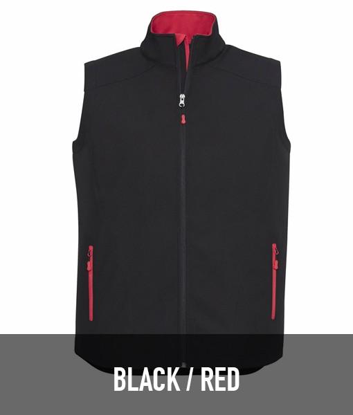 j404m 4 - Biz Collection Geneva Softshell Vest