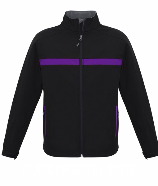 j510m 0 - Biz Collection Charger Softshell Jackets