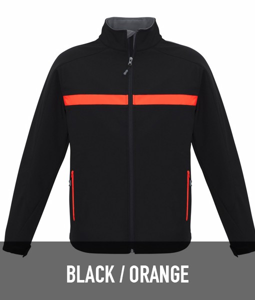 j510m 1 - Biz Collection Charger Softshell Jackets