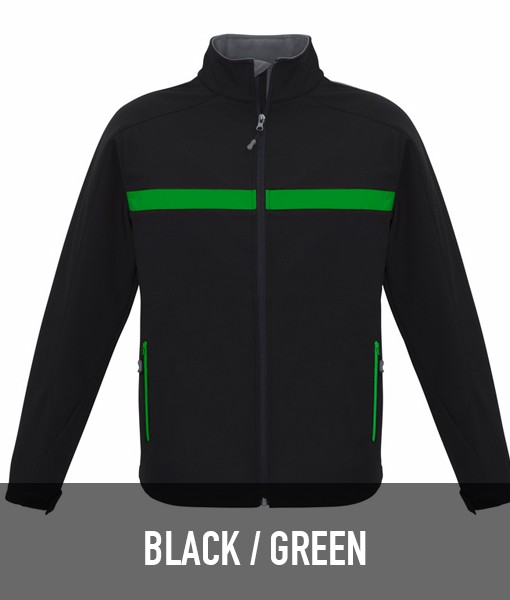 j510m 4 - Biz Collection Charger Softshell Jackets