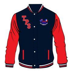 Custom Varsity Jacket for School Leavers