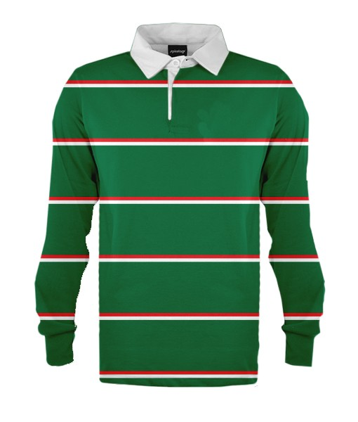 design 11 - Custom knitted rugby jerseys