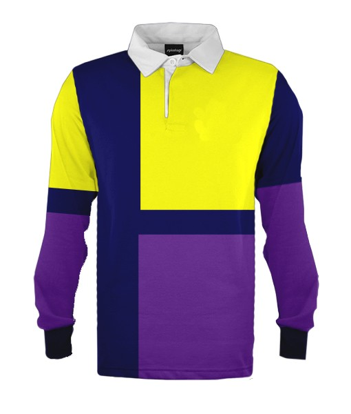 design 12 - Custom knitted rugby jerseys