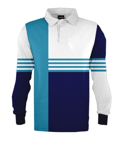 design 14 - Custom knitted rugby jerseys