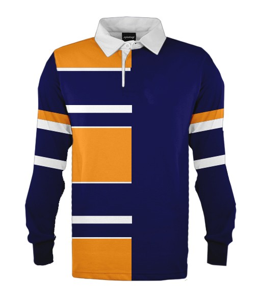 design 15 - Custom knitted rugby jerseys