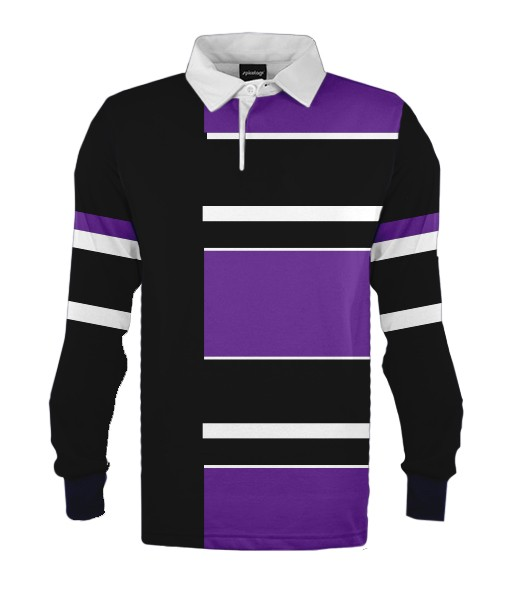 design 16 - Custom knitted rugby jerseys
