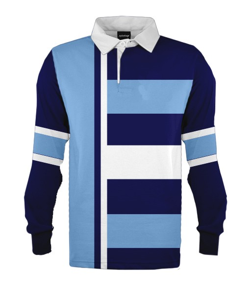design 17 - Custom knitted rugby jerseys