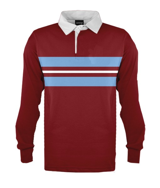 design 18 - Custom knitted rugby jerseys