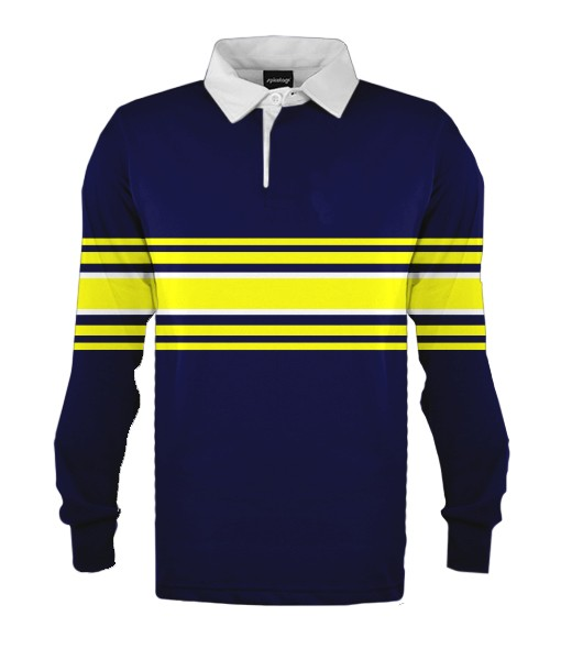 design 19 - Custom knitted rugby jerseys
