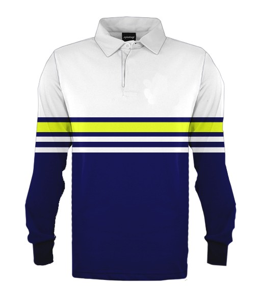 design 3 - Custom knitted rugby jerseys