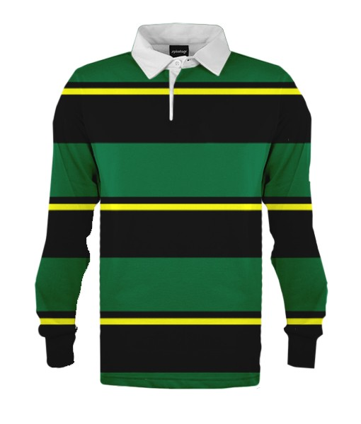 design 6 - Custom knitted rugby jerseys