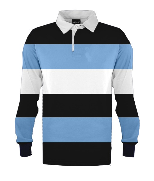 design 7 - Custom knitted rugby jerseys