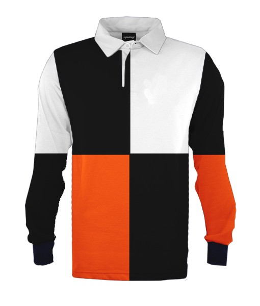 design 9 - Custom knitted rugby jerseys