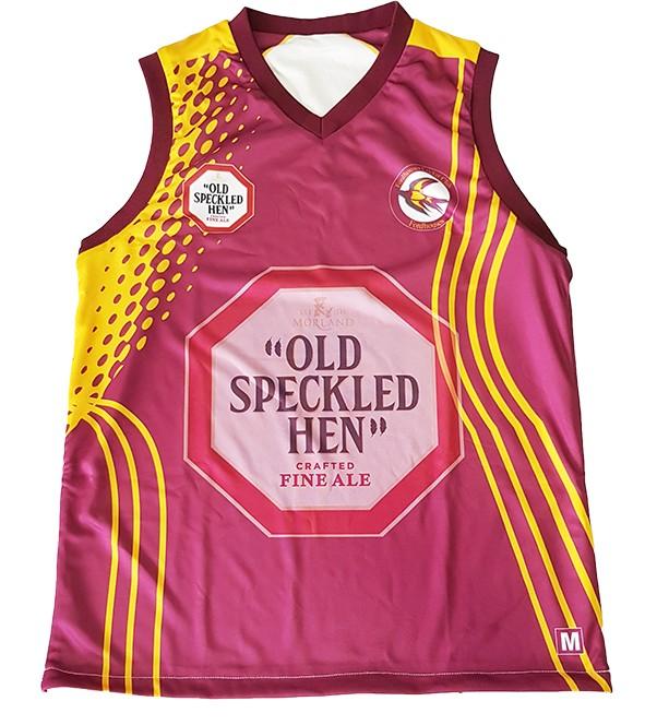 20170804 131953 - Sublimated Reversible Cricket Vest