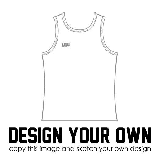 Sub designs custom singlet - Custom Tees and Singlets