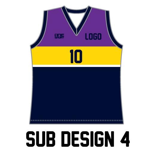 One Sport Custom Made Basketball Teamwear, Jerseys, Sinlgets, Tees and Shorts