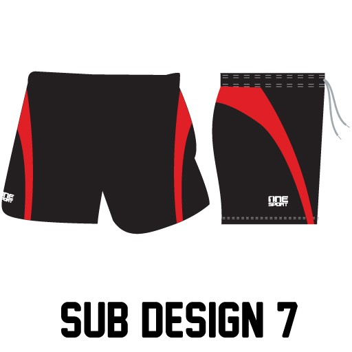 Custom Made Sport Shorts One Sport