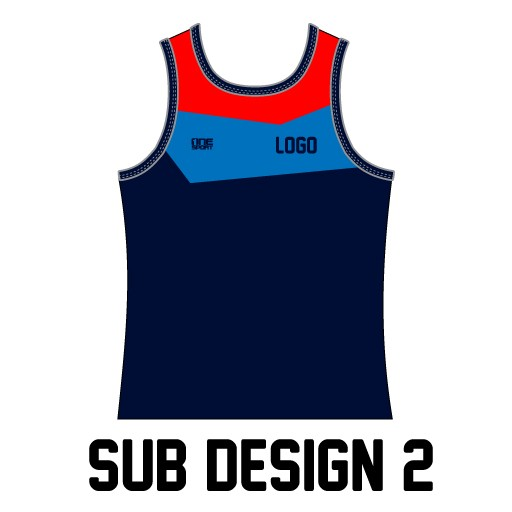 sub design singlet2 - Custom Tees and Singlets