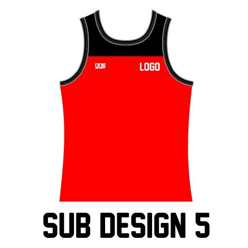 sub design singlet5 - Custom Tees and Singlets