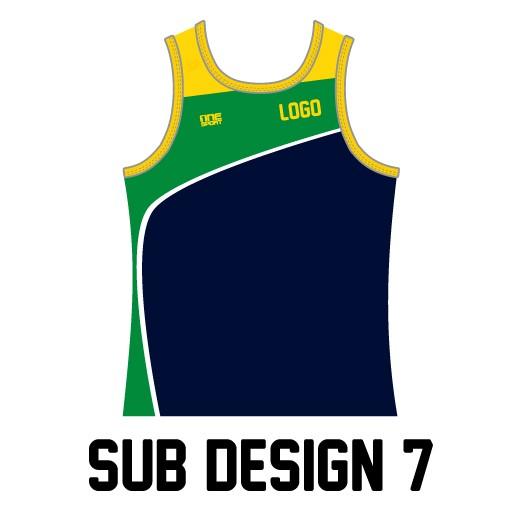 sub design singlet7 - Custom Tees and Singlets