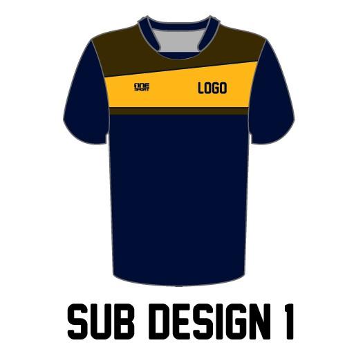 sub design tee1 - Custom Tees and Singlets