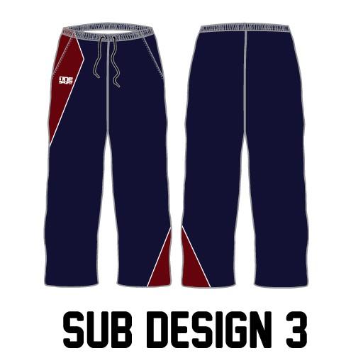 sub pant3 - Sublimated Cricket Pants
