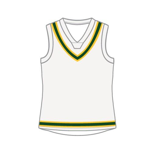 sub vest - Sublimated Cricket Vest