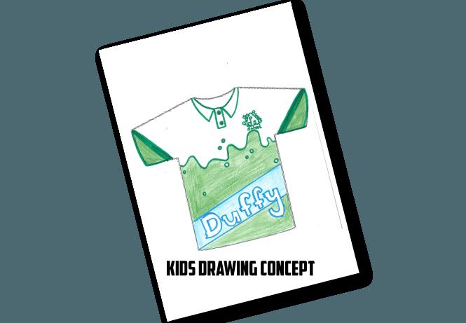 drawing - School Leavers old