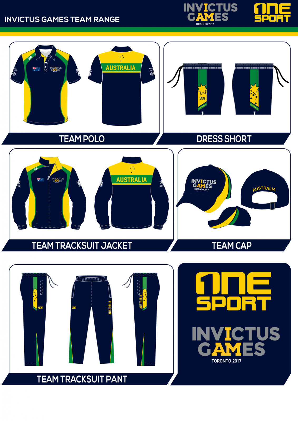 17273 Invictus Games TEAM Story 1 - Custom Puffer Jacket and Vest