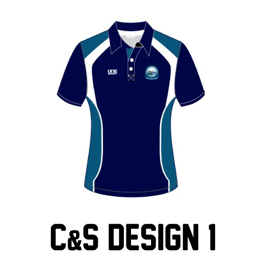 One Sport Custom Made Polo Shirts