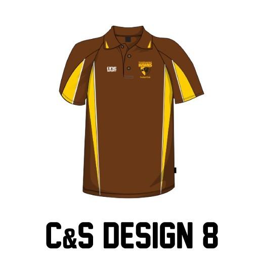 cs custom polo8 - Custom Cut and Sewn Polos