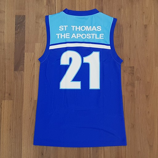sthomas sub afl back - TEAMWEAR AFL