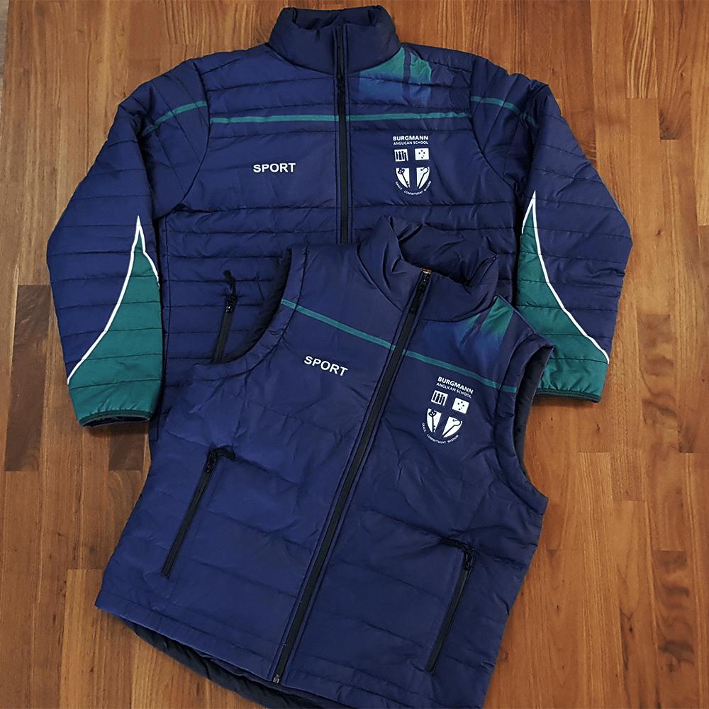 Puffer Jacket & Vest