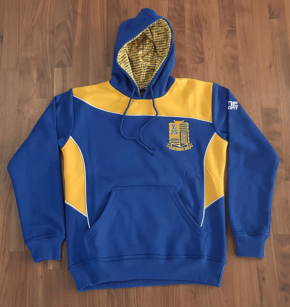 Custom made Hoodies for sport and school