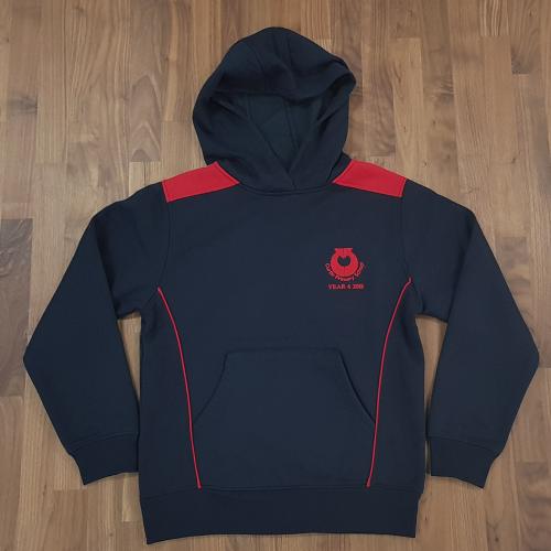 School leavers Printed hoodies