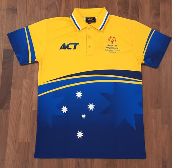 One Sport Custom made Polo Shirt