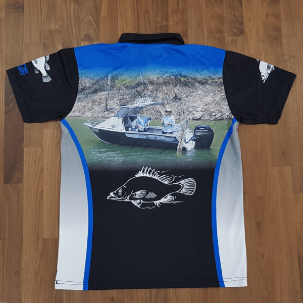 sub polo fishing2 600x600 - Sublimated Cricket Polo