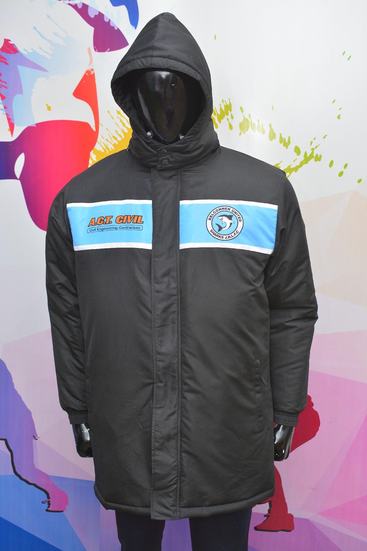 DSC 9878 - Custom Parka Jackets