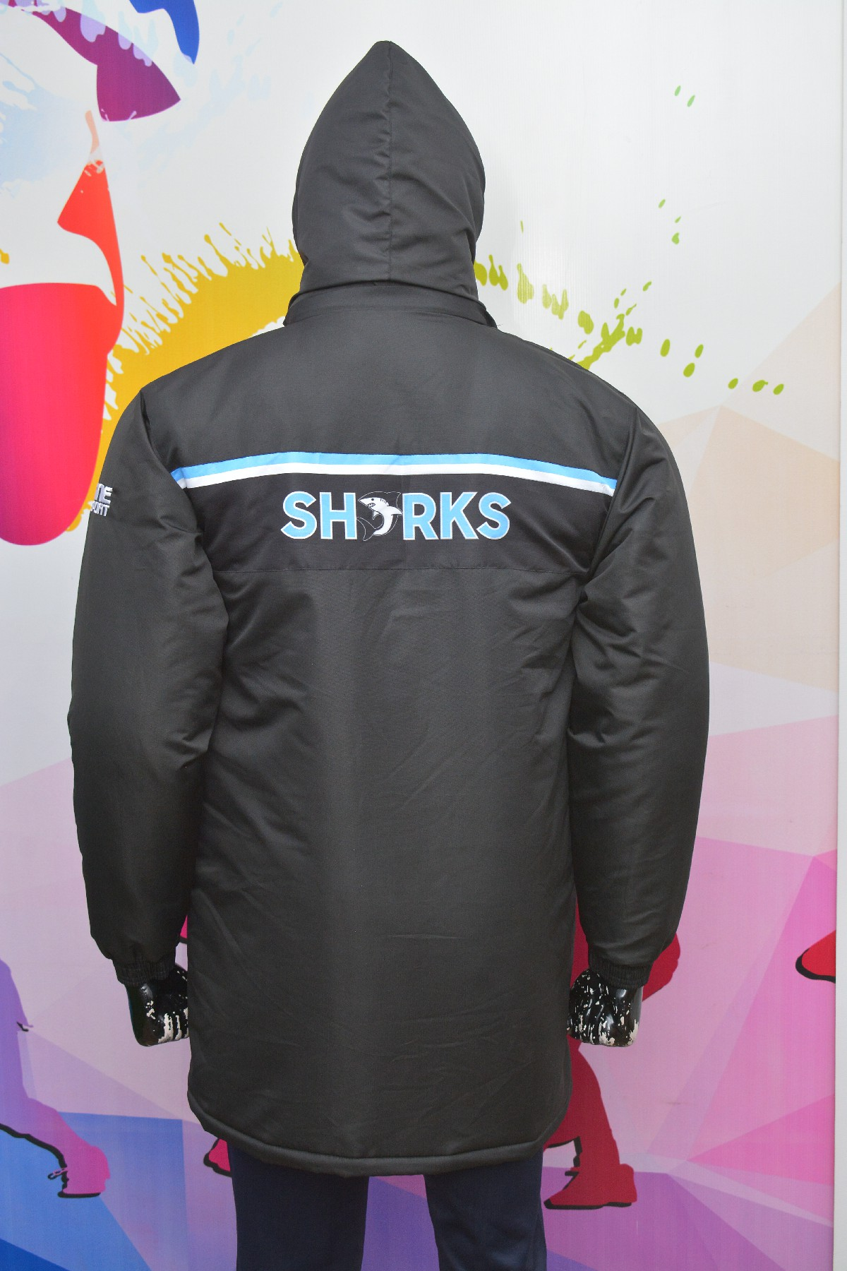DSC 9879 - Custom Parka Jackets