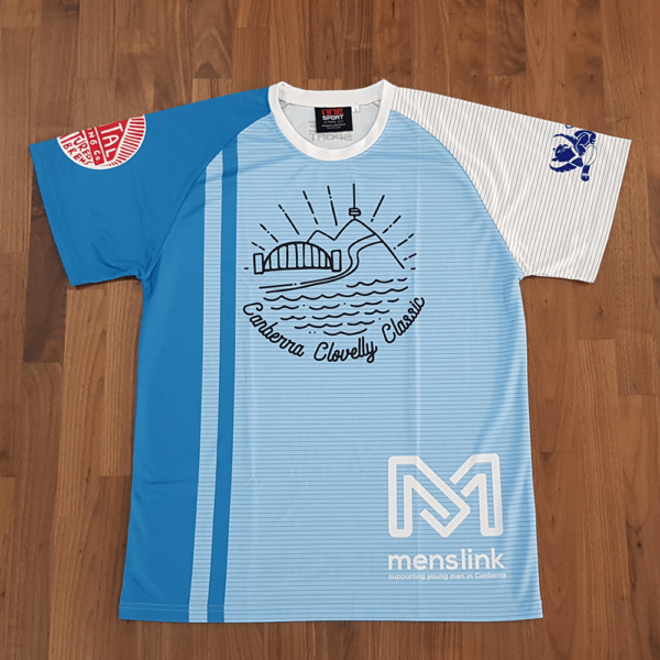One Sport Custom made Sublimated Tee