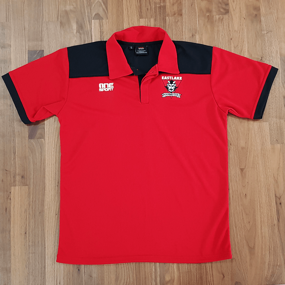 eastlake polo front - TEAMWEAR AFL