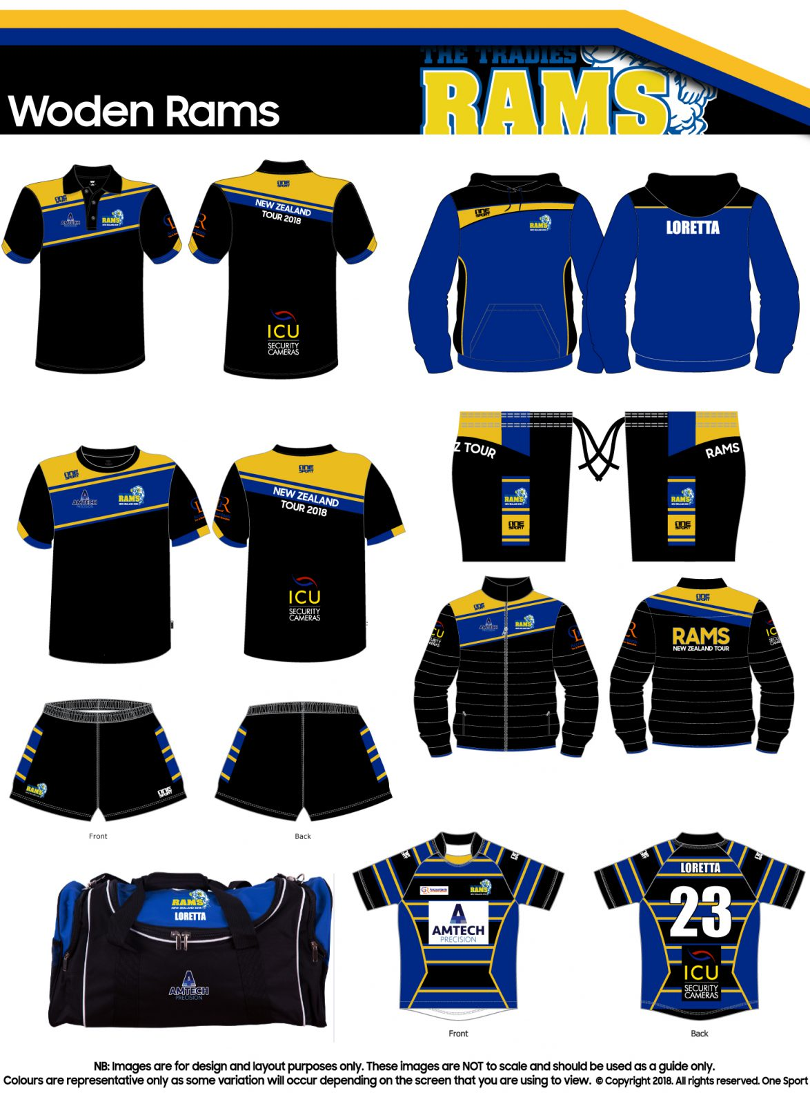 RAMS Story - TEAMWEAR CRICKET