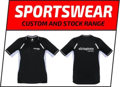 One Sport - Custom made and stock range teamwear for everyone