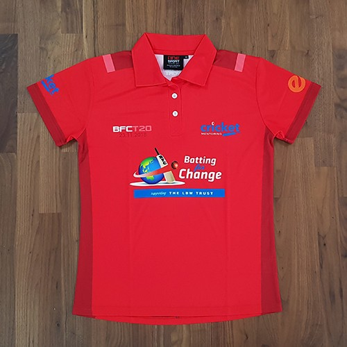 bfct20 cricket red front - TEAMWEAR CRICKET